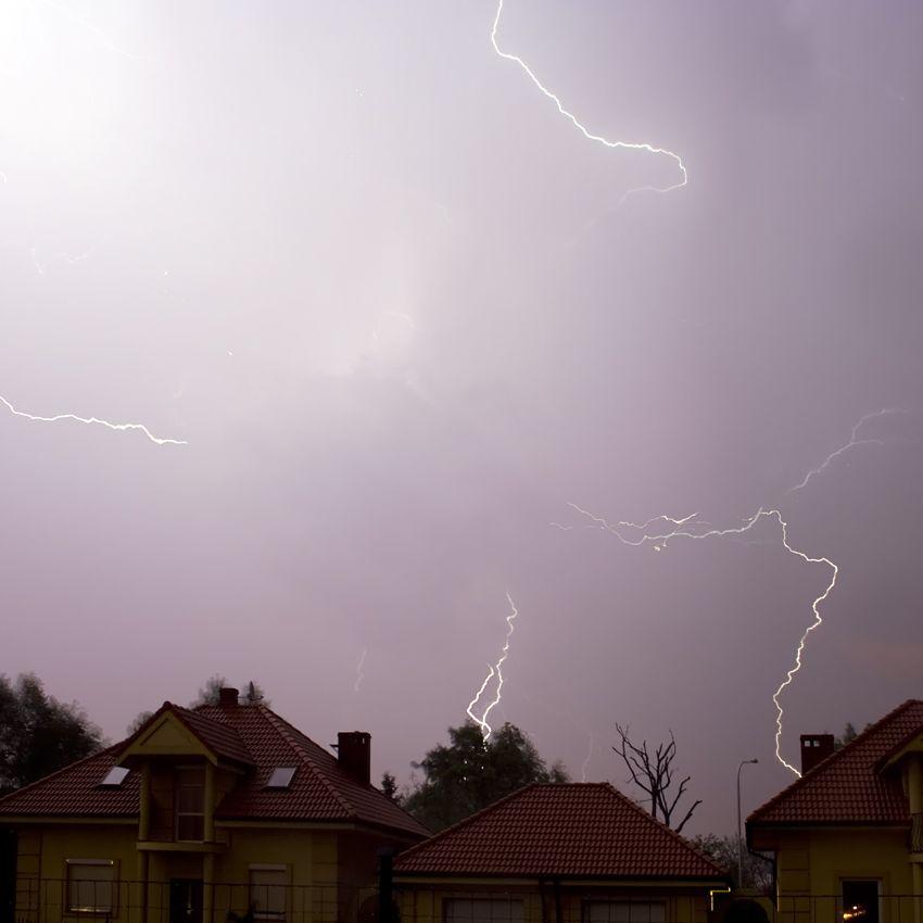 #Wrocław #Wroclaw #Piorun #thunder #donner #storm #Burza #thunderstorm