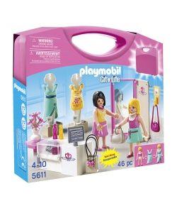 PLAYMOBIL Carrying Case Shop Playset 5611