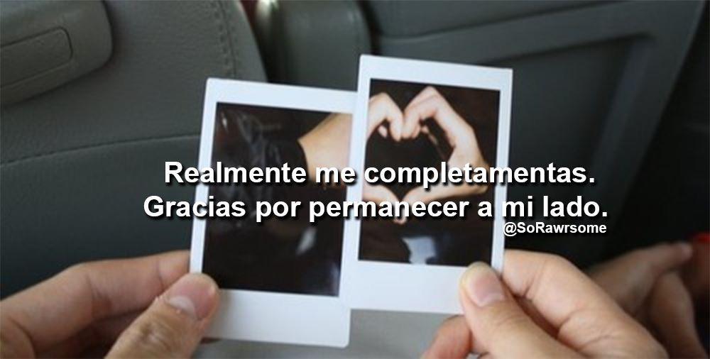En Verdad Gracias Carino Frases Pinterest Amor Frases Y