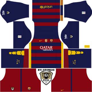 Dream League Soccer 2016 Logo & Kits - Kuchalana