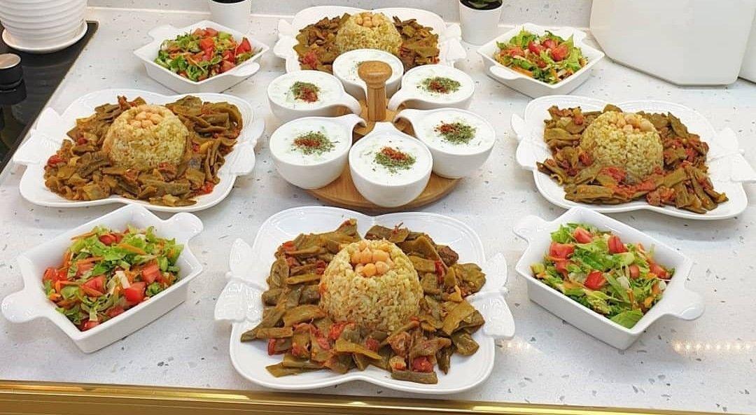 Bahadir Sahin Adli Kullanicinin Yemekler Panosundaki Pin Yemek Sunumu Yemek