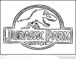 Jurassic Park Logo Google Search Desenhos Para Colorir Desenhos Infantis Para Pintar Desenhos Pra Colorir