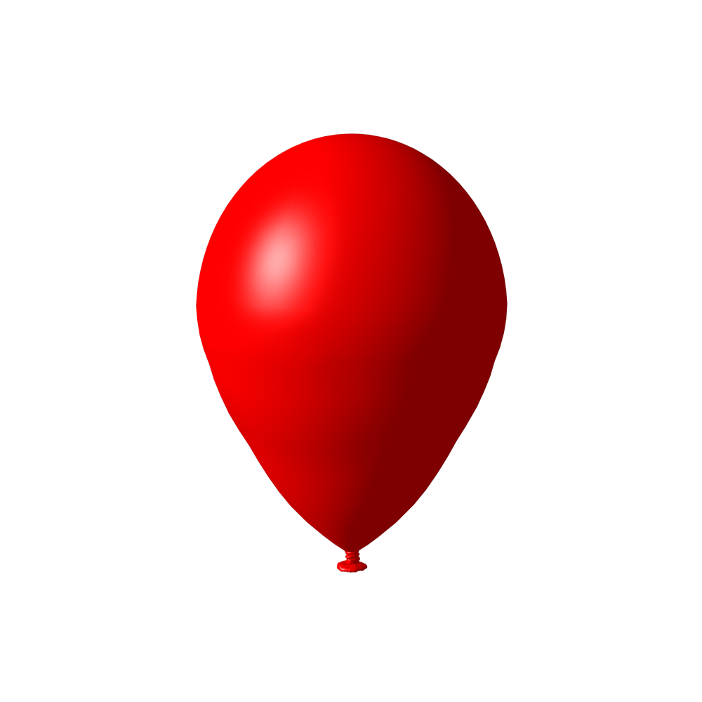 Balloon S Png Image Balloons Black White Red Black And White