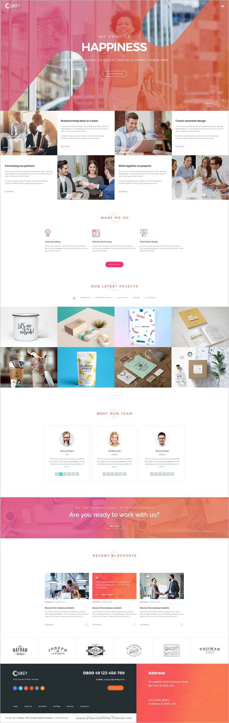 Pin By Prasetya Kusmana On Website Design Inspiration Website Design Web Design User Interface Creative Wordpress Themes
