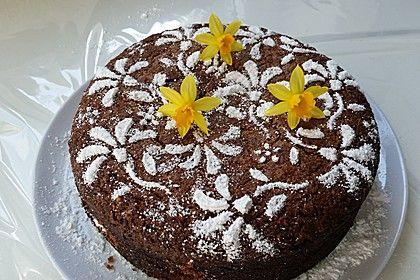 Schoko Nuss Kuchen Ohne Mehl In 2019 Küche Rezepte Schoko