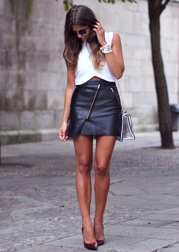 335703e43 Como Usar: Saia Assimétrica | Fashion Inspiration | Fashion, Fashion ...