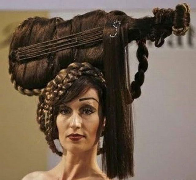 The Absolute Worst Hairstyles (20 Pics) | FB TroublemakersFB Troublemakers