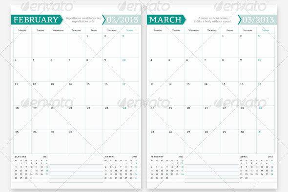 Indesign Calendar Templates   Calendar    Kalender