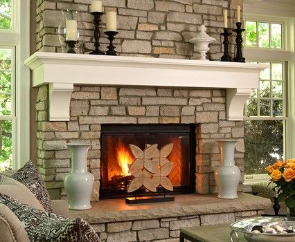 Fireplace Designs Published On January 24th 2017 By Aspen Faye