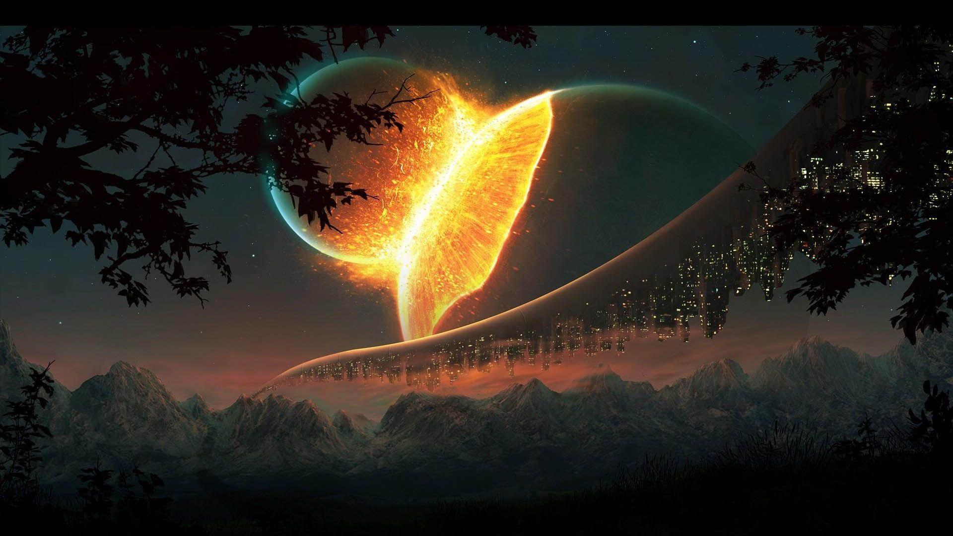 Fantasy sfondi desktop hd fantasy spazio mondi for Sfondi spazio hd