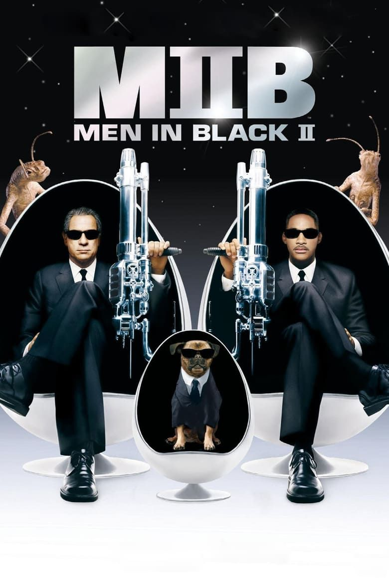 Movieposter Men In Black Ii K