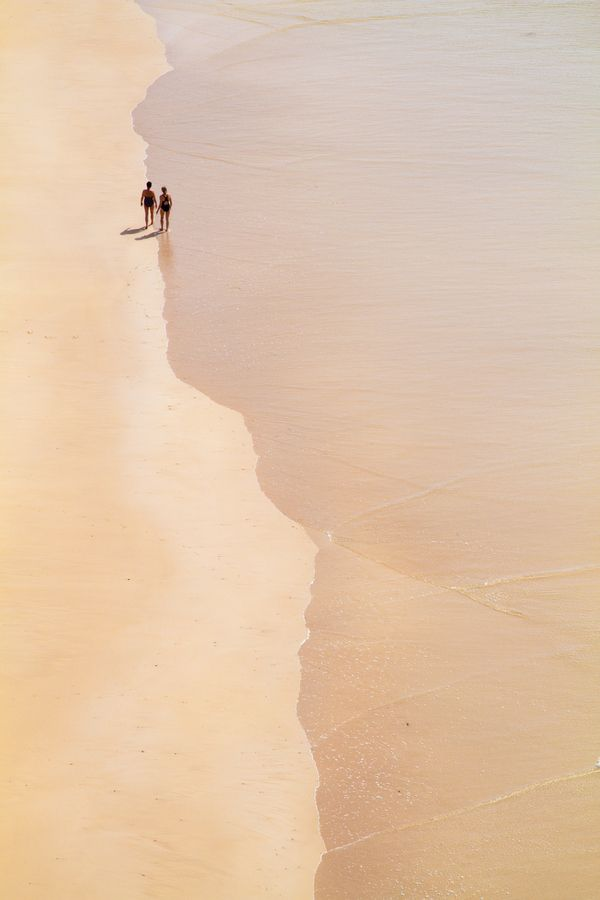 Photo of On the beach (by Christian Wilt)