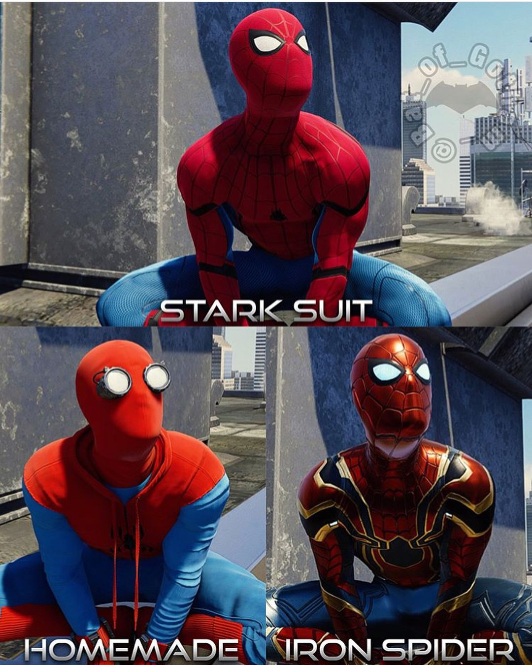 spider-man ps4 suit | marvel & dc | spiderman, marvel, spider