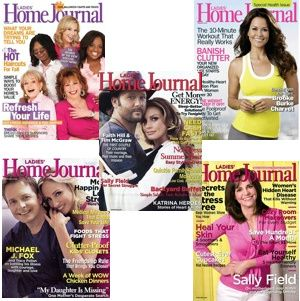 4yrs of Ladies Home Journal : $15.96