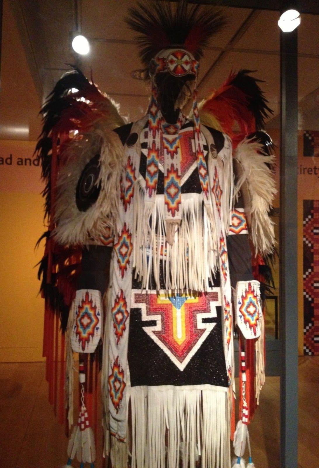 Kiowa Indians Customs Fancy Dance Pow Wow Regalia Made By Denis