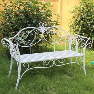 Cool Country Style Wrought Iron Balcony Double Double Chair Chair Gmtry Best Dining Table And Chair Ideas Images Gmtryco