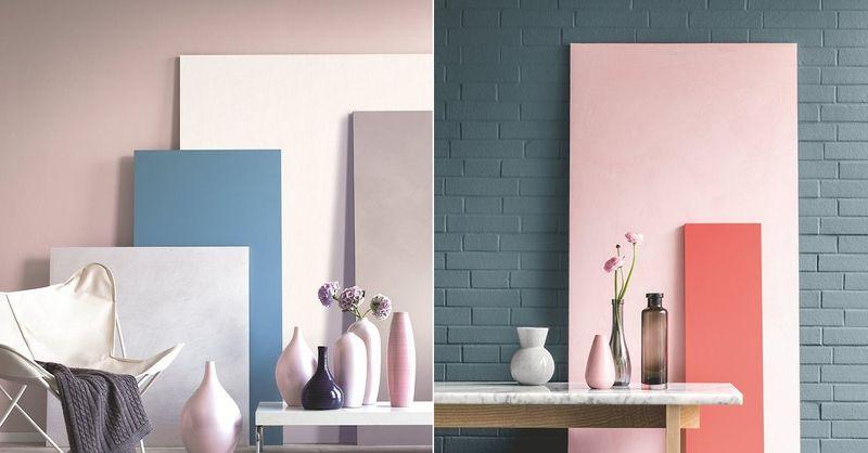 Altrosa Mischen eine große auswahl an wandfarben lacken in rosa findest du bei