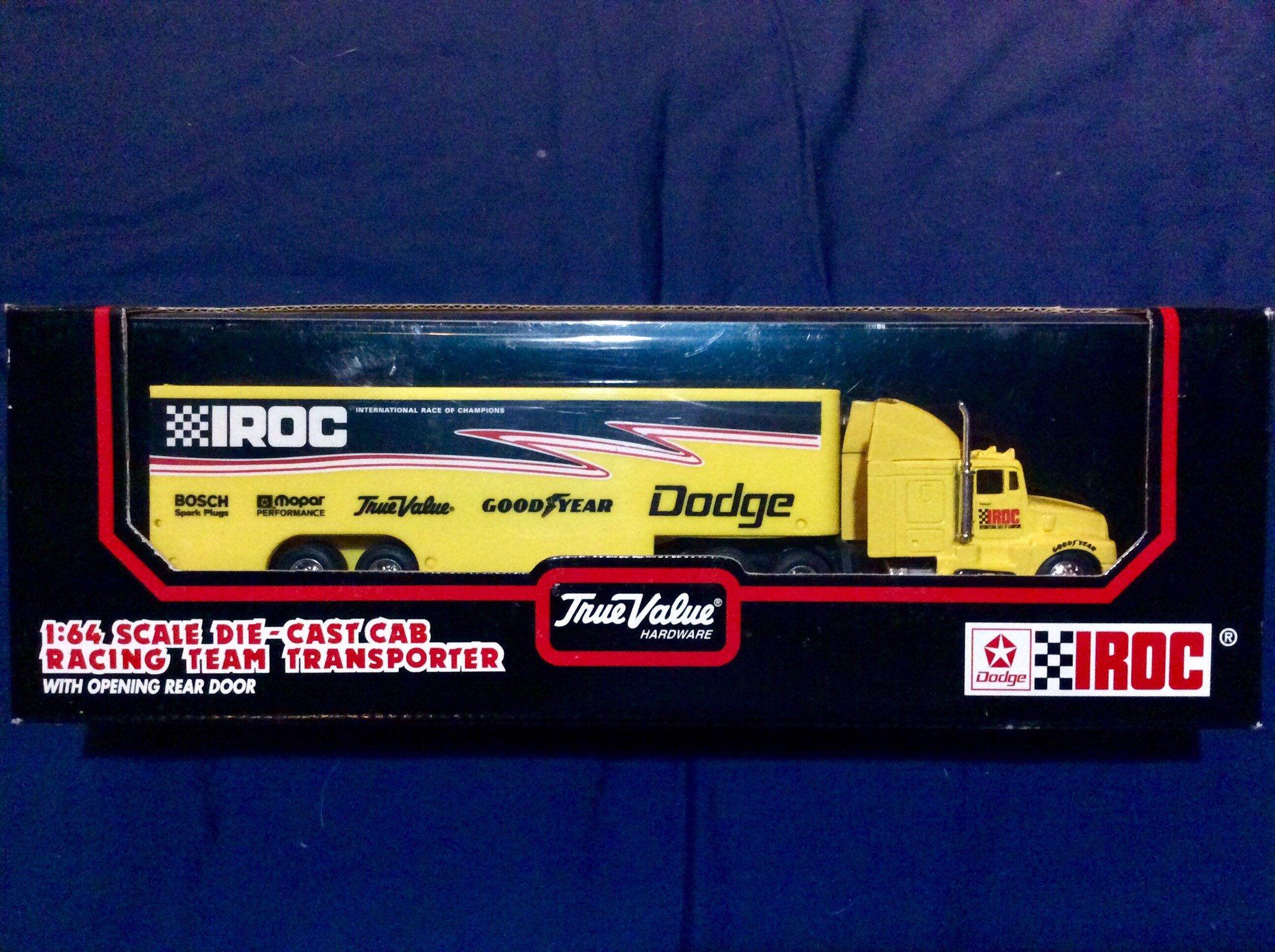 1993 Iroc True Value Hardware 1 64 Scale Die Cast Cab Racing Racing Team True Value Hardware Racing