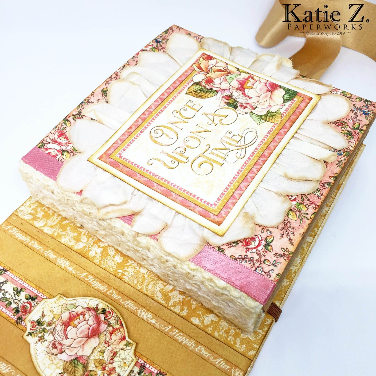 DIY Wedding Gift Ideas By Katie Z Products by Graphic 45