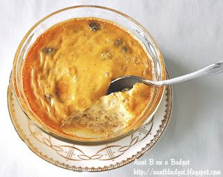 Aunt B on a Budget: Barley Pudding