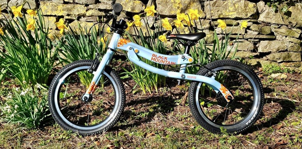 Black Mountain A Bike That Grows With Your Child Kids Cycle