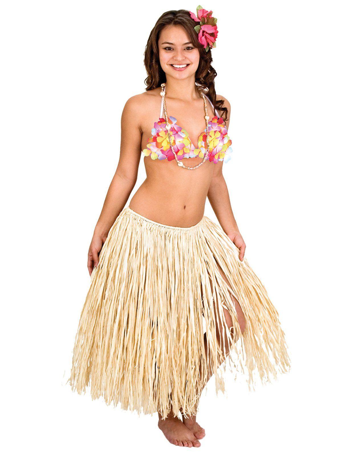Fancy Dresses for Women Hawaiian Coconut Bra Fancy Dress Hen Or Stag Party New