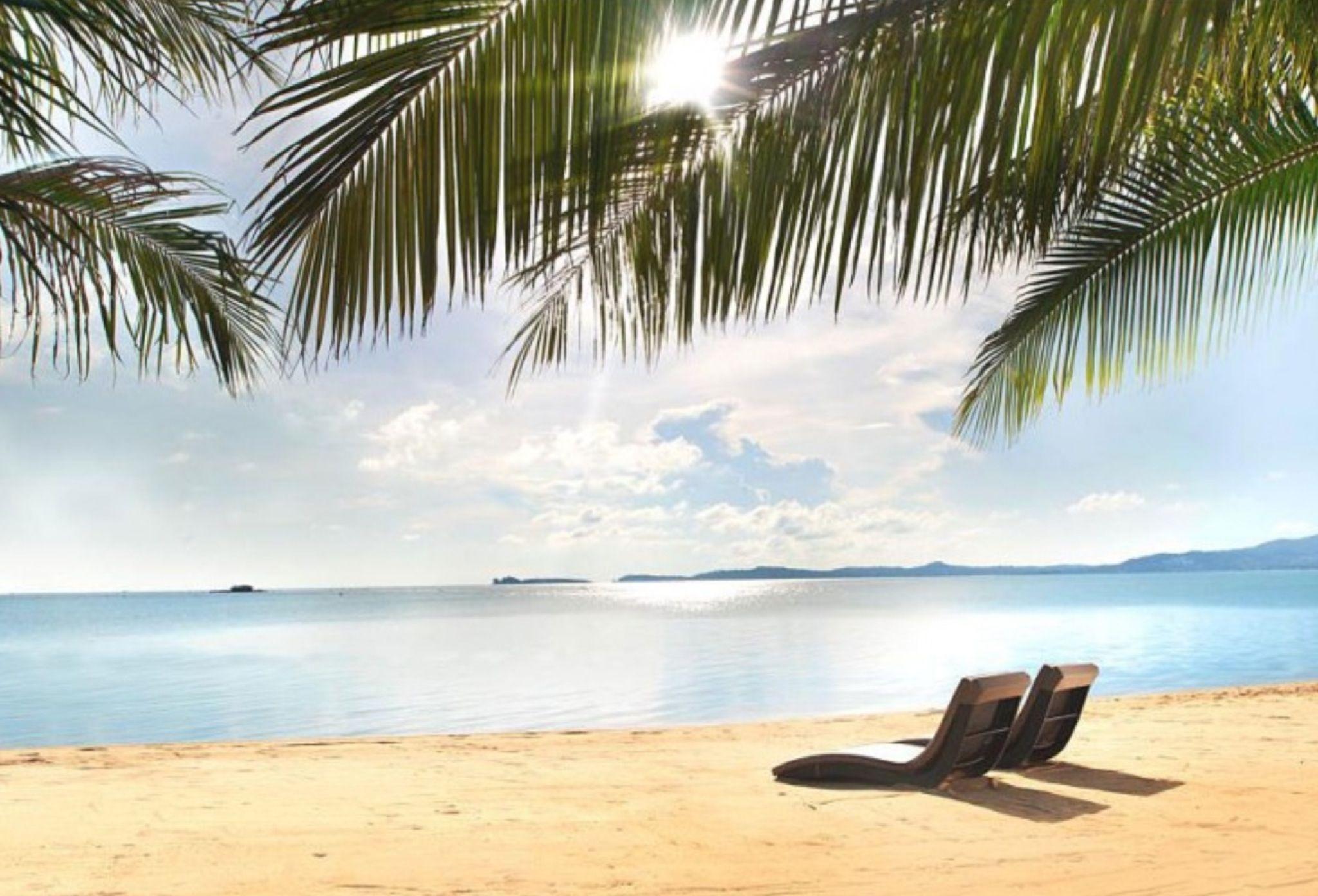 Tranquility Thailand Beach