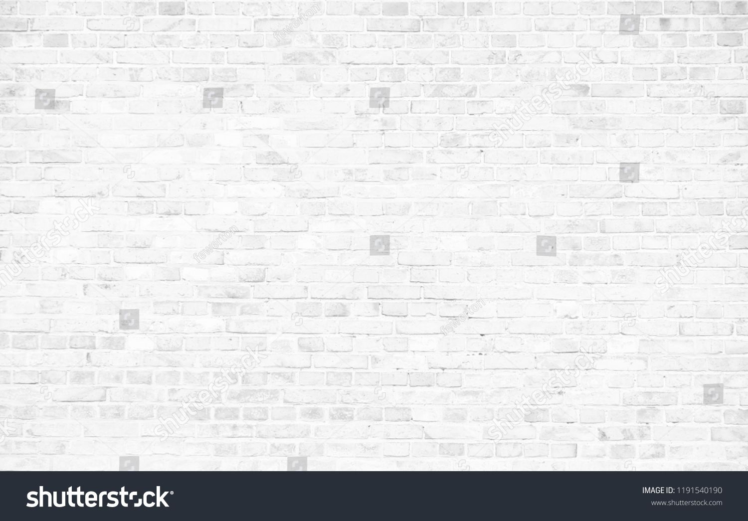 Simple Grungy White Brick Wall With Light Gray Shades Seamless Pattern Surface Texture Background Brick Wall Light Si White Brick Walls White Brick Brick Wall