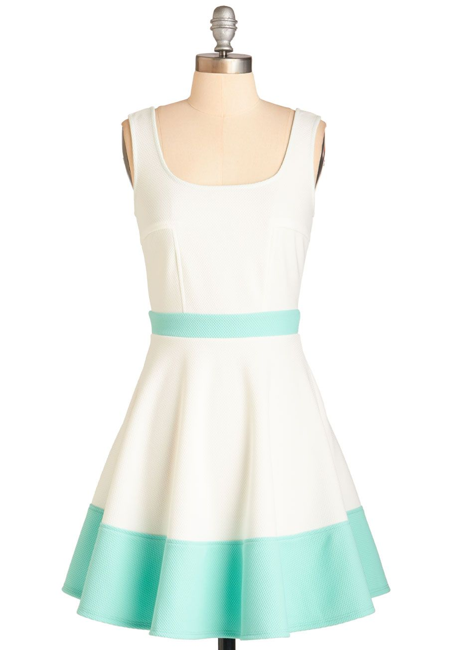 Tale of Cute Cities Dress | Mod Retro Vintage Dresses | ModCloth ...