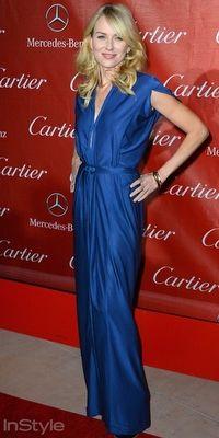Naomi Watts, Roland Mouret elbisesiyle Uluslararası Palm Spring Film Festivali'nde