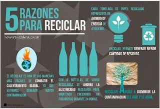 El mundo de la ecologia: La importancia de reciclar,Tiempo de descomposicion de la basura
