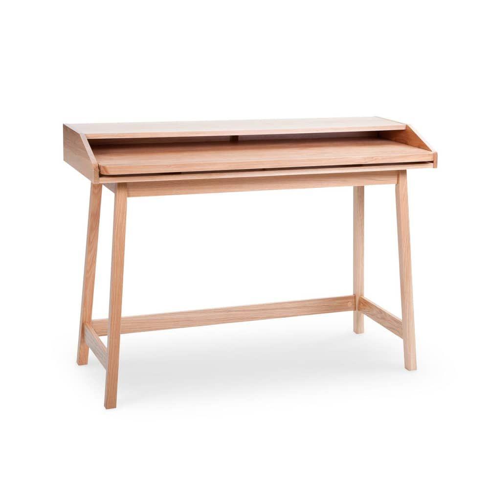 Edition Interio Marshall Schreibtisch Schreibtisch Schreibtisch Schmal Schreibtisch Eiche