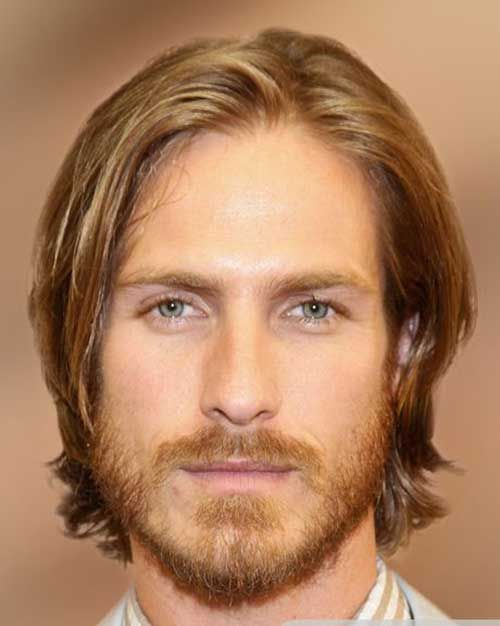 46++ Medium length long hairstyles for men ideas in 2021