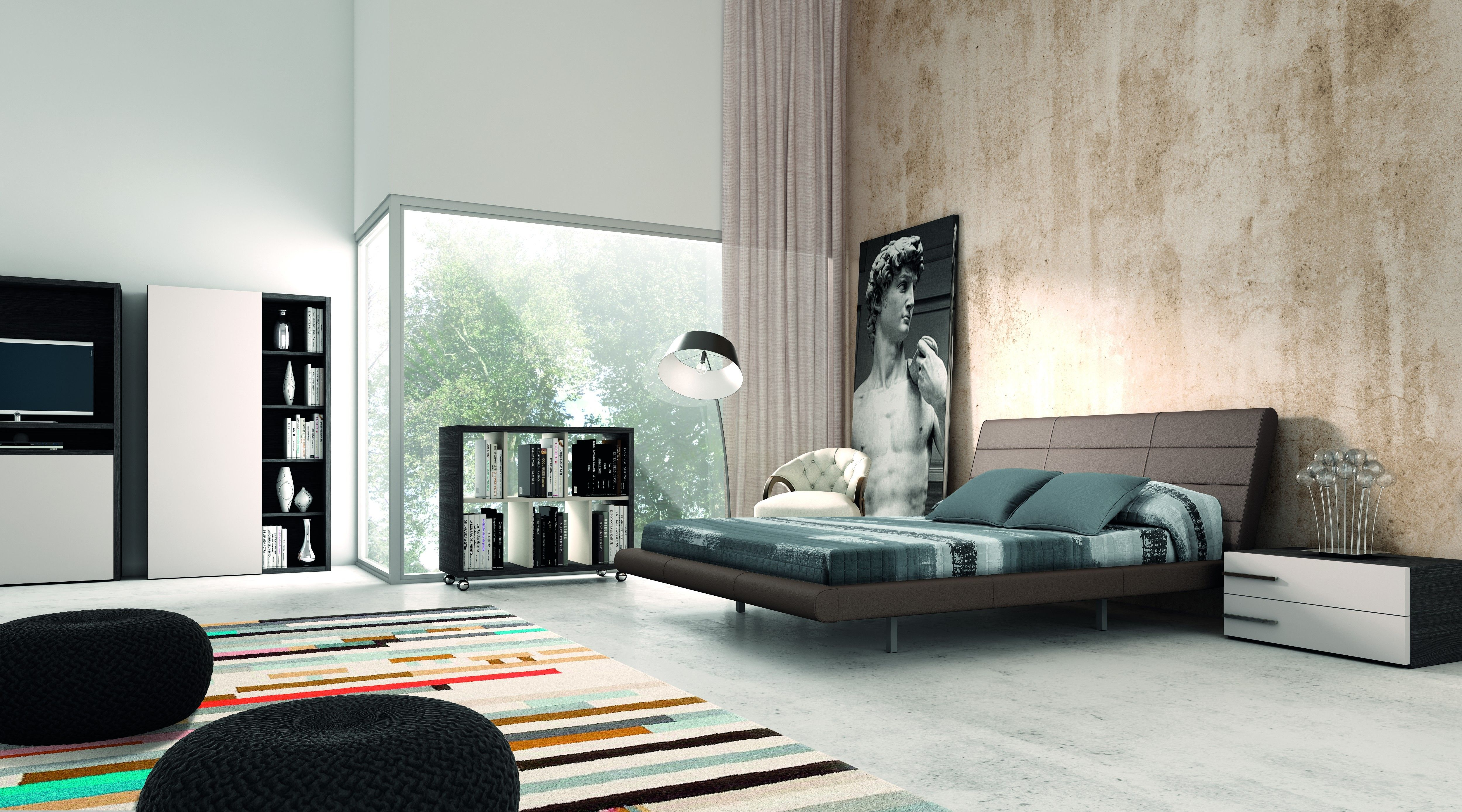 Sofaland Spain Fenix Modern Bed By Gamamobel Spain Modern Contemporary