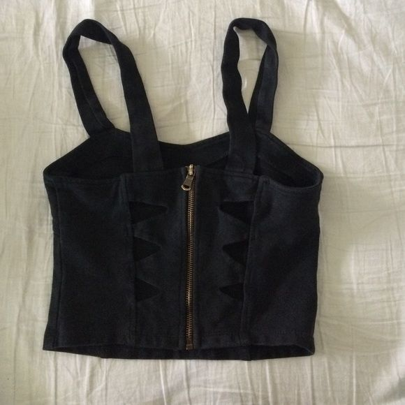 Brandy Melville Bralette/Tank brandy Melville super cute bralette and tank - one size Brandy Melville Tops Tank Tops