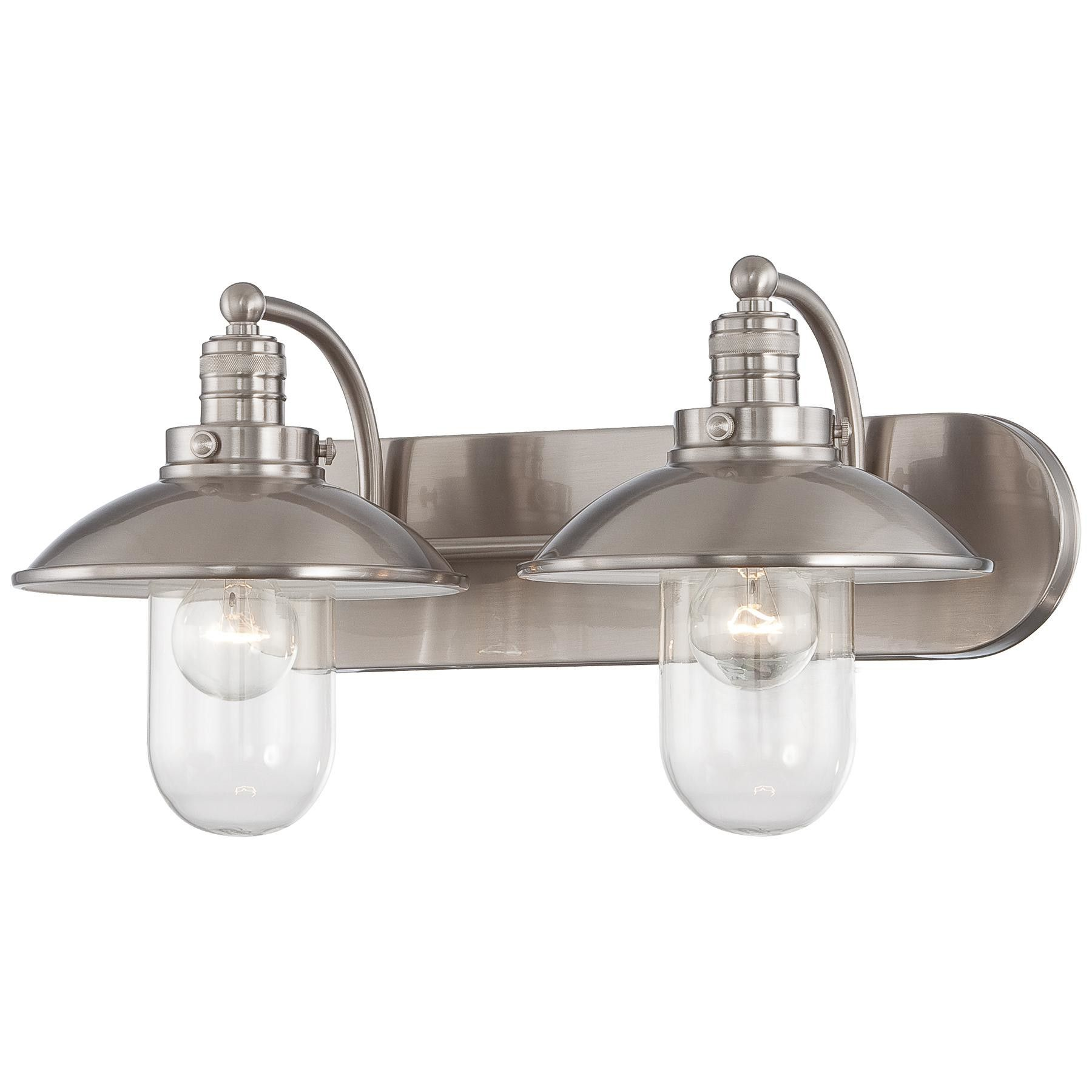 Breakwater Bay Roselawn 2Light Vanity Light (With images