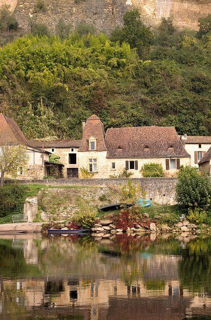Dordogne, Aquitaine, France         #travel #places #France