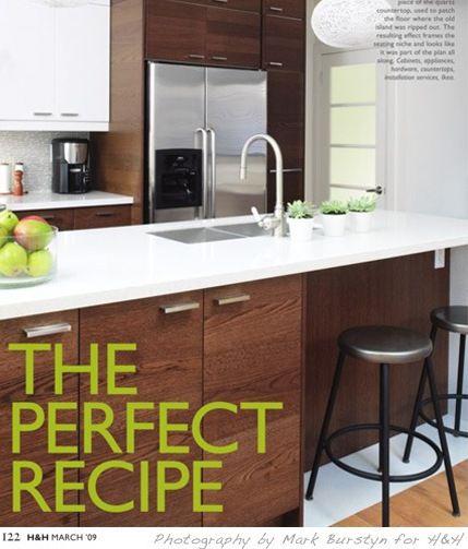 Mixing Abstrakt And Nexus Ikea Cabinets Kitchens Pinterest