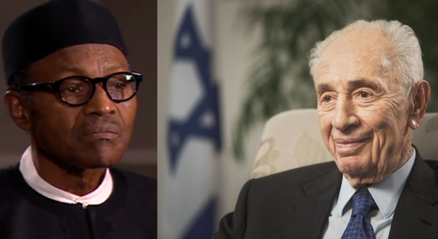 EkpoEsito.Com : Buhari Pays Tribute To Shimon Peres, Says Middle-E...