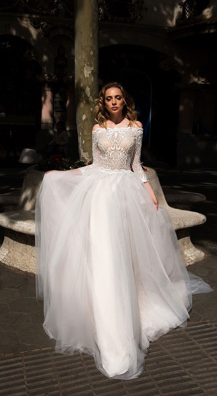 Ida Torez 2018 Wedding Dresses – Barcelona Bridal Collection – I ...