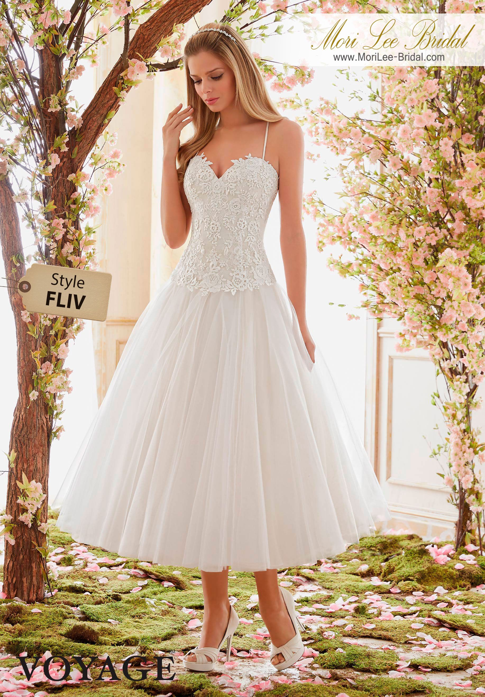 Dress style fliv tulle tealength skirt colors available white