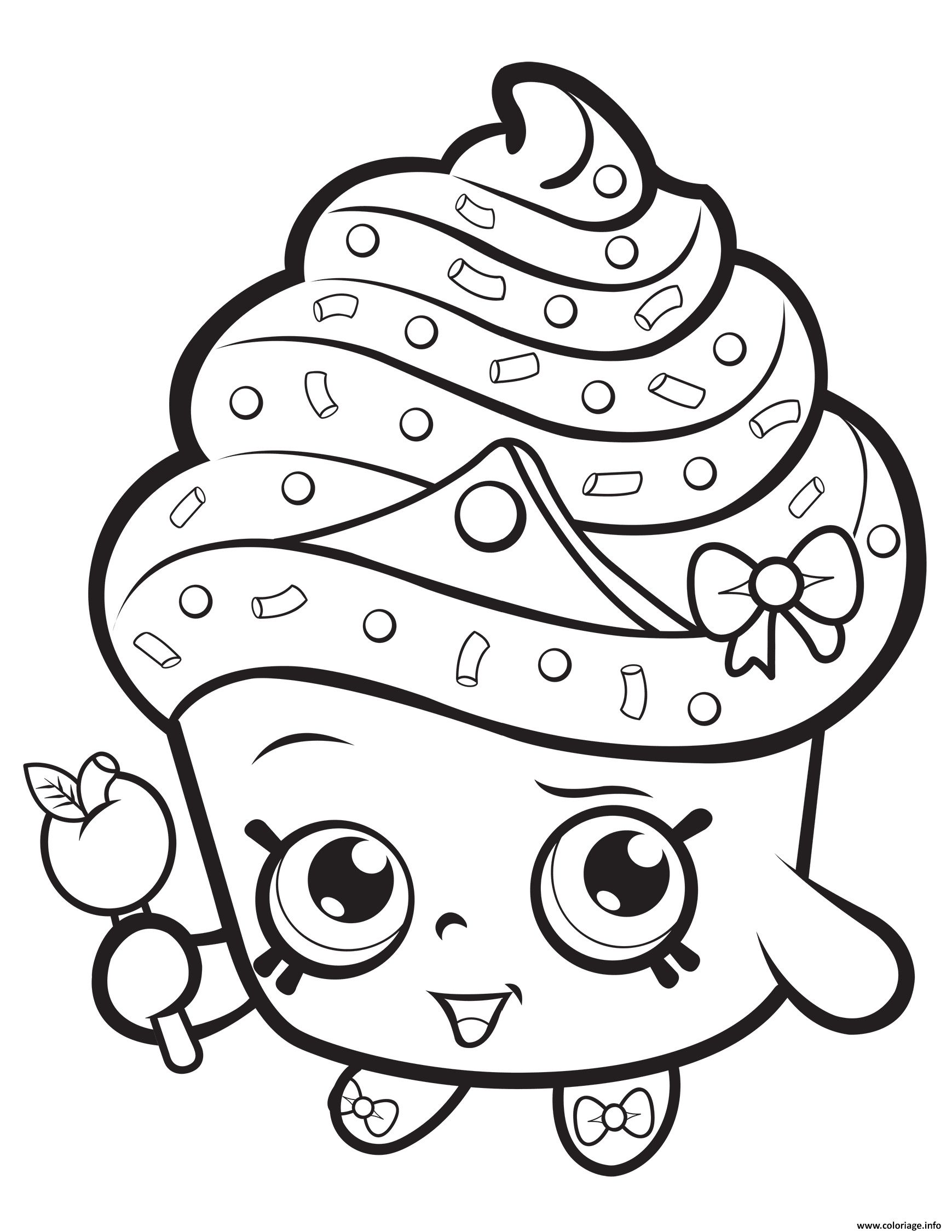 9 Paisible Coloriage Shopkins Gallery En 2020 Coloriage Shopkins Coloriage Coloriage Printemps