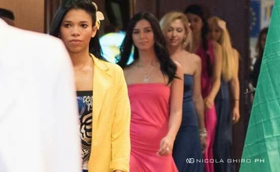 Le mie modelle ! Sfilata Atelier Maria Teresa 2016