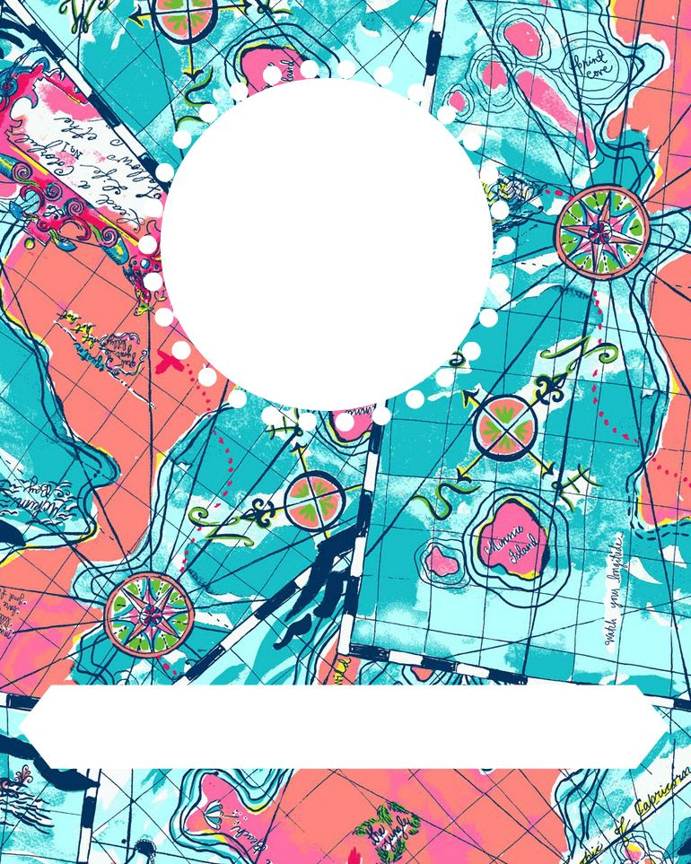 6256 lilly pulitzer backgrounds 12542 abstract 0572 for Cool binder cover templates