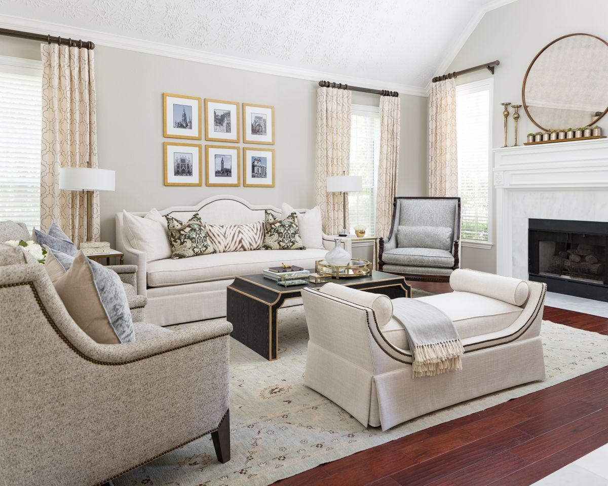 Project Reveal Traditional And Timeless In The Woodlands Interior Design Furniture Gabby Furniture