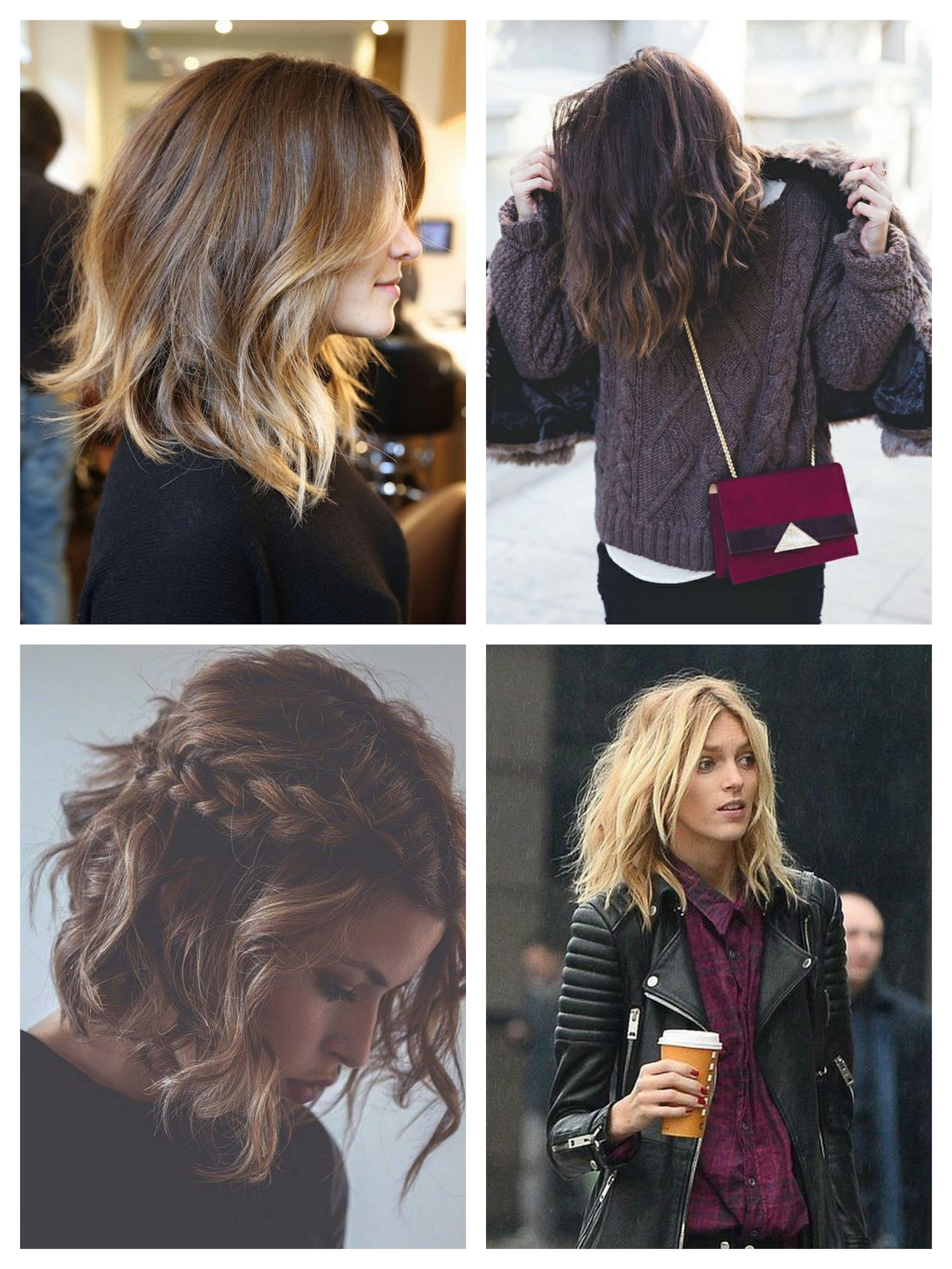 The Long Bob Hairstyles Pinterest Hair Hair Styles And Long Bob