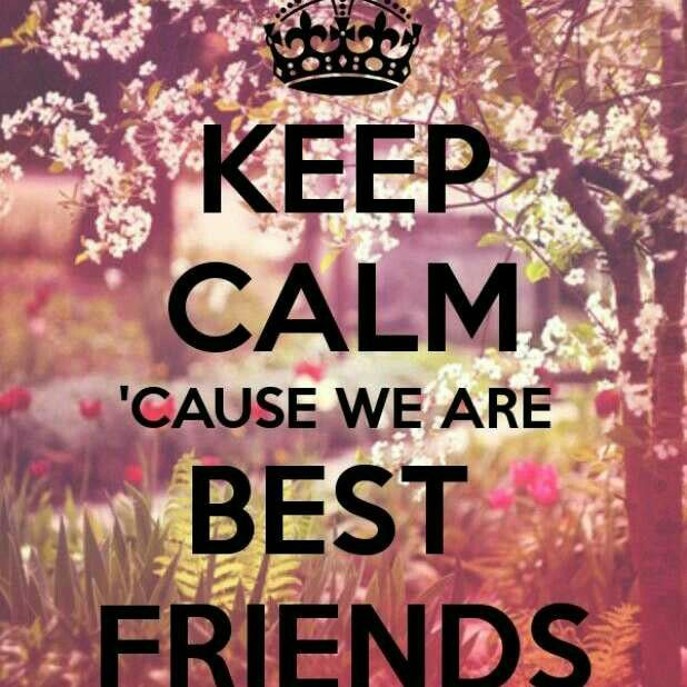 Calming · Always And ForeverBest Friends Forever QuotesQuote ...
