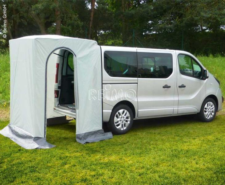reimo heckzelt vertic f r kastenwagen camper heckzelt. Black Bedroom Furniture Sets. Home Design Ideas
