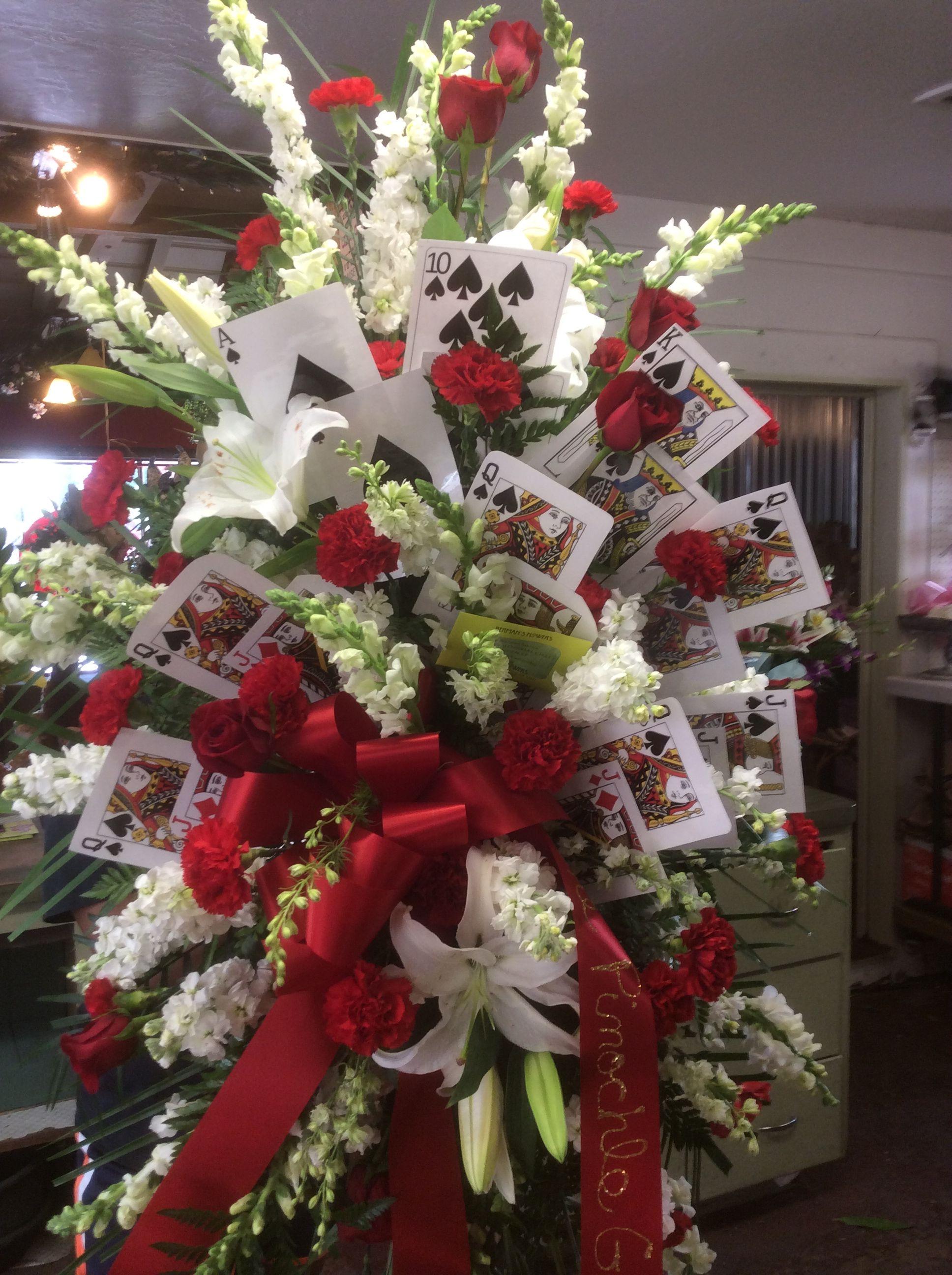 Pin By Leslie Carpenter On Flower Ideas Pinterest Funeral