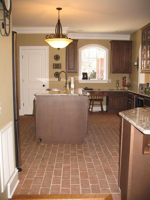 Exceptionnel Kitchens   Inglenook Brick Tiles   Thin Brick Flooring, Brick Pavers,  Ceramic Brick Tiles